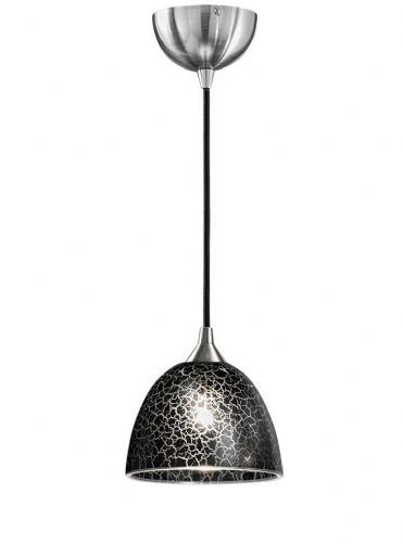 Franklite 952 Black Pendant Light